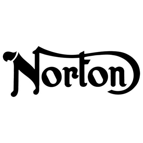 Motorcycle logos from smaller manufacturers luke van deman for The norton